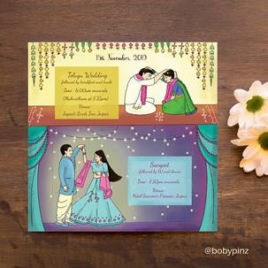 Nandini and Akshay