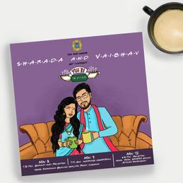 Vaibhav and Sharada