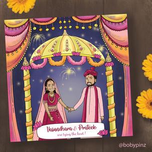 Vasundhara and Prateek