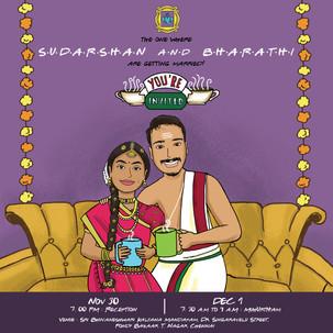 Sudarshan and Bharathi
