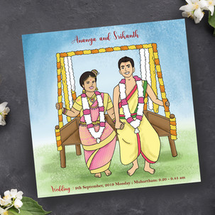 Ananya and Srikanth
