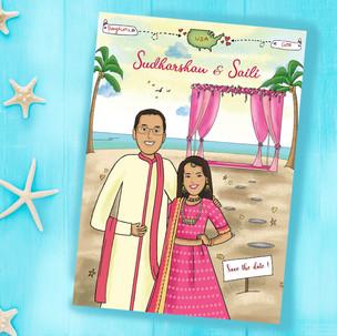 Sudarshan and Saili