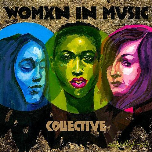 Womxn in Music Vol. 1