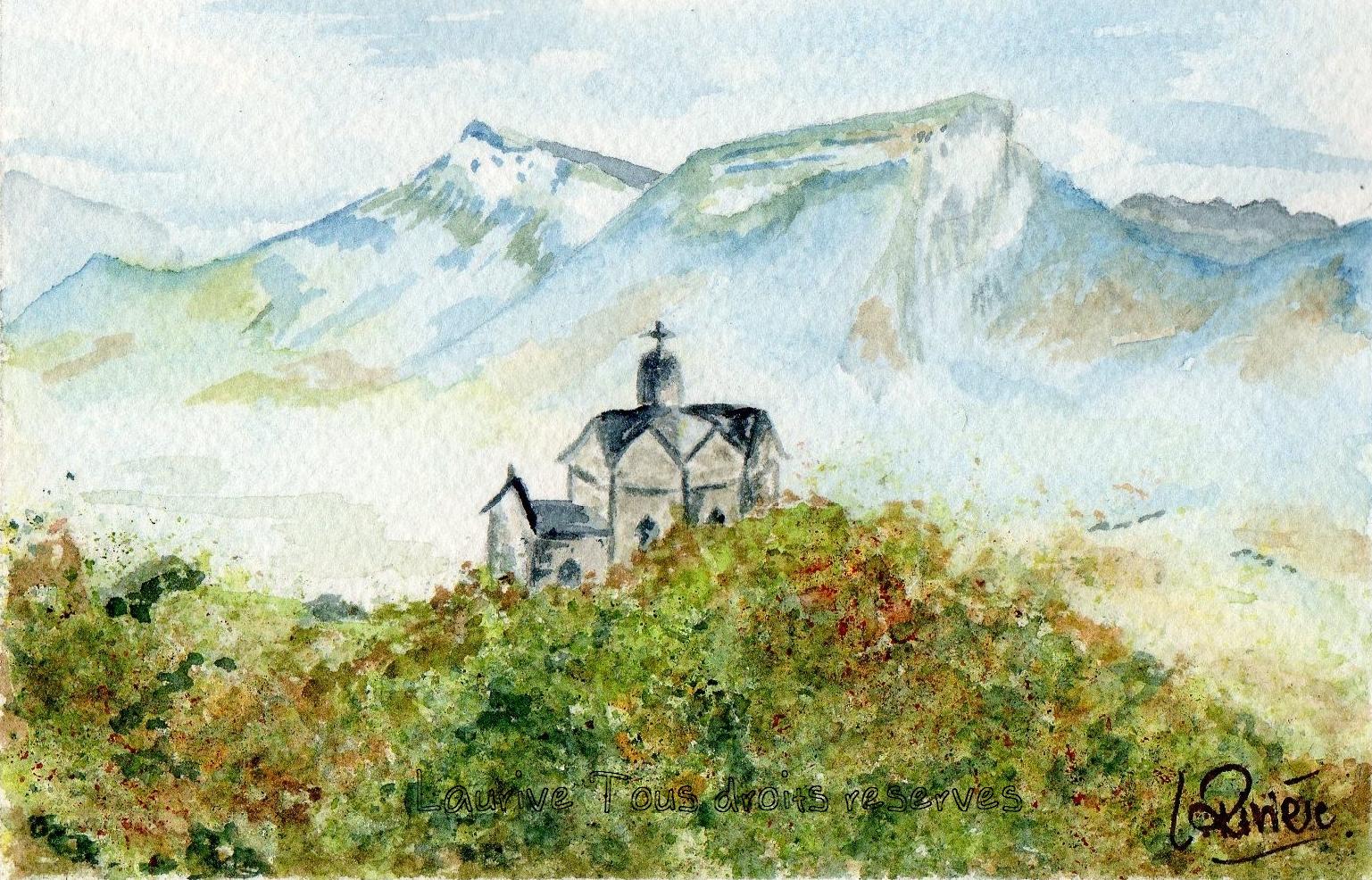 Mont St Michel (Savoie)