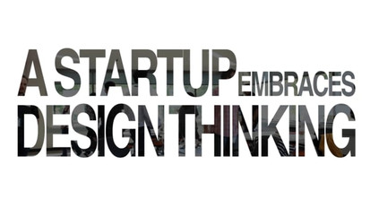 A Startup Embraces Design Thinking: Journey map, persona, How might We and Gamification (TRY)