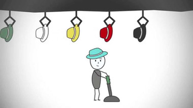 6 thinking hats (0:12- end)