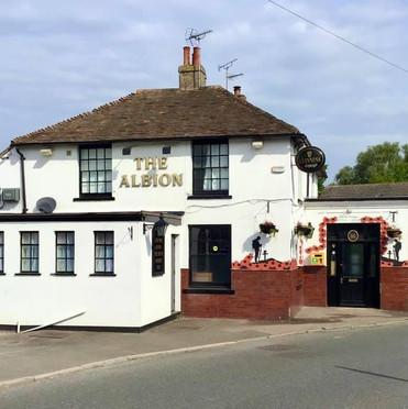 The Albion, Ashford