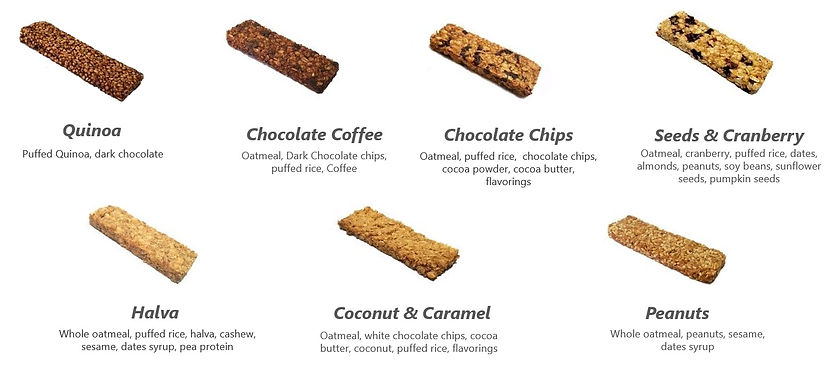 all crunchy bars from the presentation_s