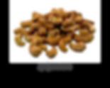 spicy cashews