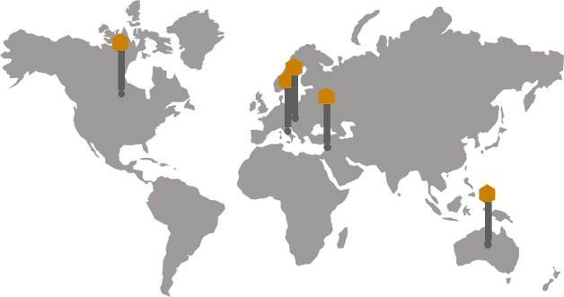 About the EffectivEatTM Market map