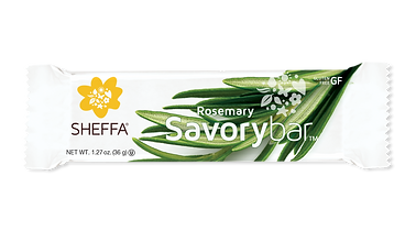 Rosemary Savory Bar