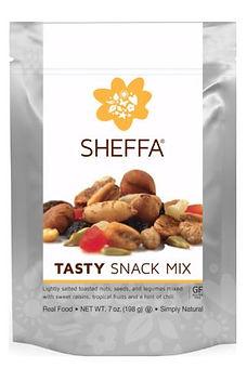 tasty snack mix 198 gr