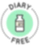 dairy free symbol
