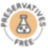 Preservatives symbol