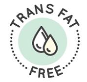 trans fat free symbol
