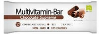 multivitamin chocolatate herbamed The snack bar series