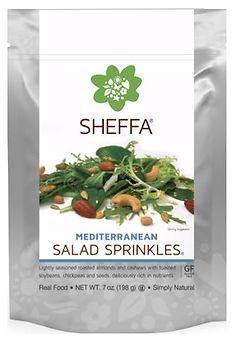mediterranean salad sprinkles