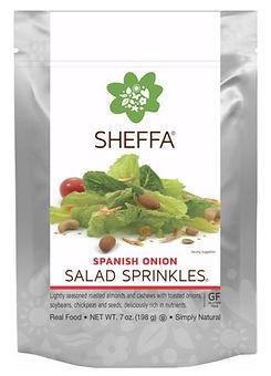 ONION salad sprinkles