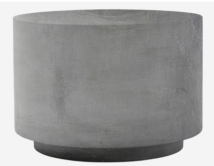 coffee table / side table concrete effect