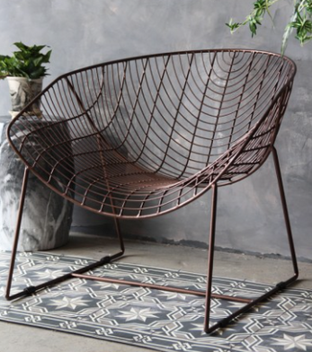 possible side chair - adds texture