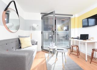 Urbana Apartments - setting the trend