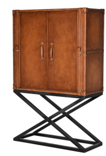 leather drinks cabinet for chill out corner?