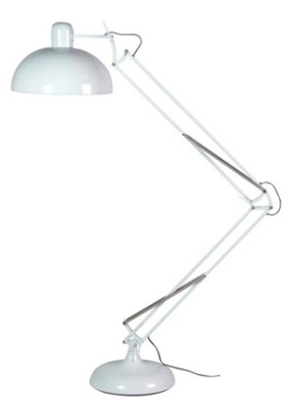 * Oversized Angle Floor Lamp
