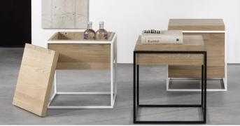 side table / bedside tables