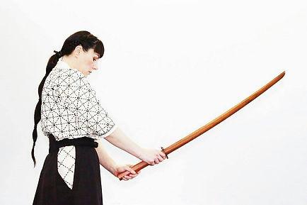 Garance Watford - Ichi Byo Shi Kendo Clu