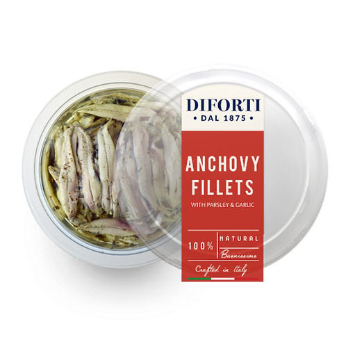 Anchovy Fillets 245g