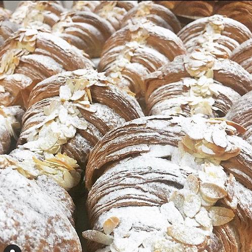 Bag of Almond Croissants