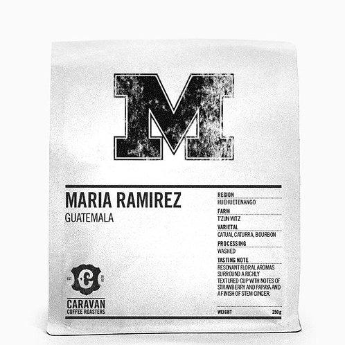 Caravan Maris Ramirez Guatemala Single Origin Coffee