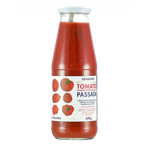 Organic Tomato Passata Seggiano