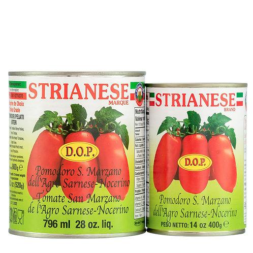 San Marzano Strianese peeled tomatos