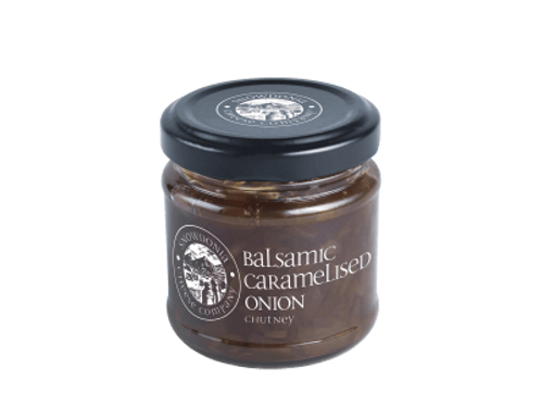 Snowdonia, Balsamic Caramelised Onion Chutney