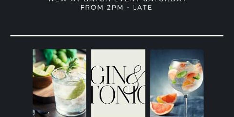 Gin afternoon/evening @ Batch (5)