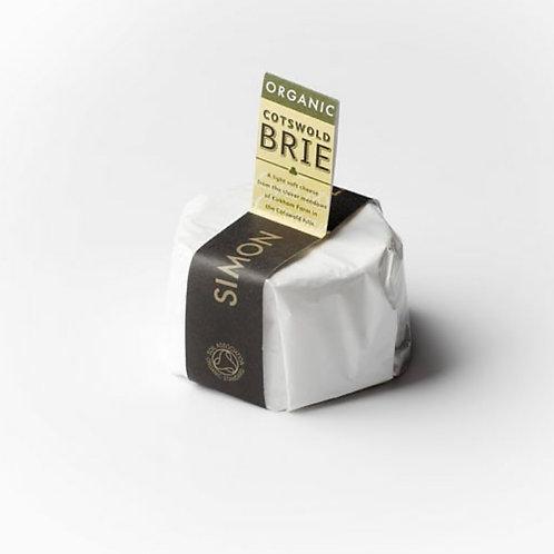 Simon Weaver Organic Brie 140g