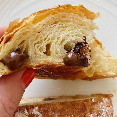 Bag of pain au choc