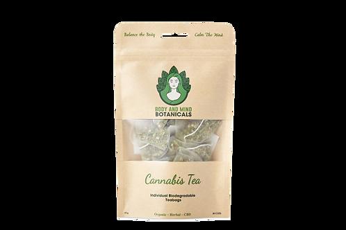 Cannibis Tea Bags