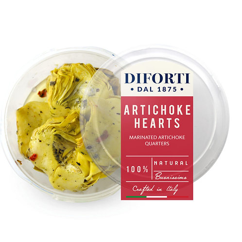 Grilled Artichokes Hearts