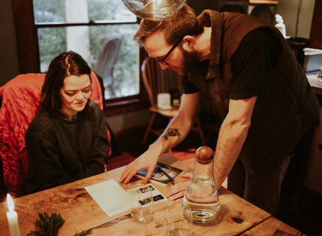 Middleford Coffee: Winter Workshop Cupping