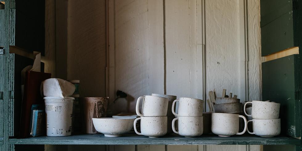2020 Fall Ceramics Class
