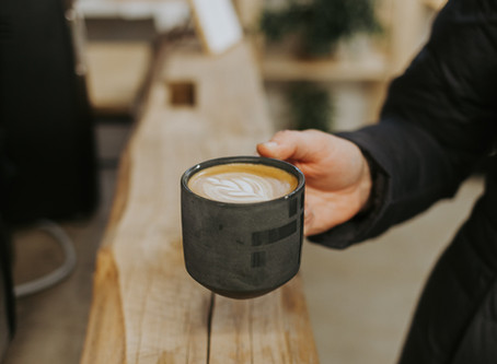 Middleford Coffee: The Cups We Hold
