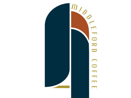Middleford Coffee - New Logo
