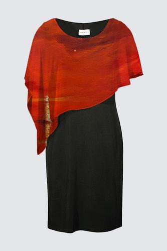 Robe à cape - 119$