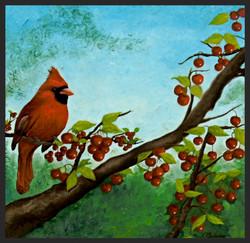 Le Cardinal - VENDUE