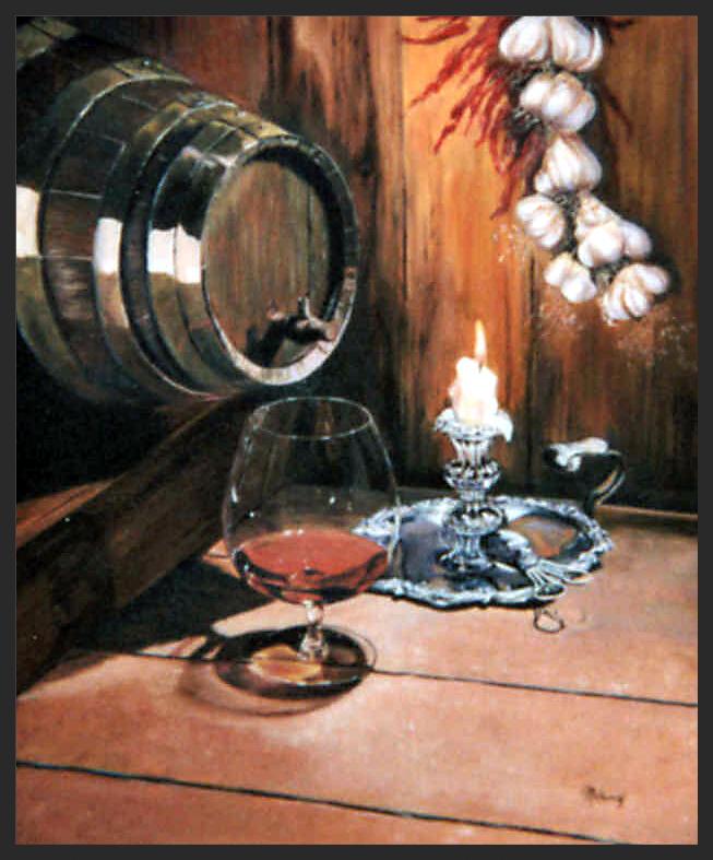 Le Cognac - VENDUE
