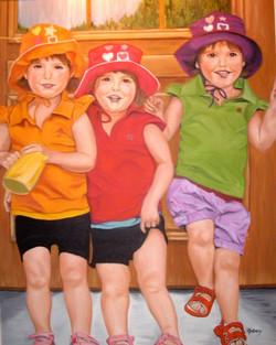 Le triplettes Schanck