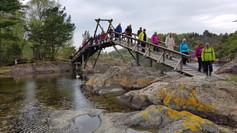 Sandøya og Løvøya 28. april 2019