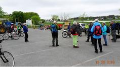 Sykkel- og fottur til Brunlanes 19. mai -19